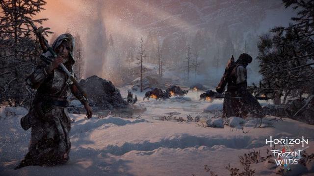 《地平线:黎明时分》大获成功 索尼将开发多个续作