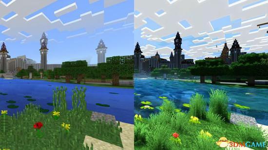 高清马赛克来了《我的世界》4K画质先行展示