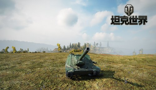 酷似ISU-152的C系TD