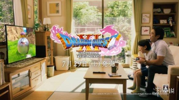 神途发布网山田孝之爆笑《勇者斗恶龙11》广告:没有《DQ11》玩我要死了!