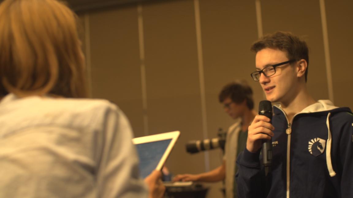 西雅图TI7游记:选手和解说的欢乐媒体日