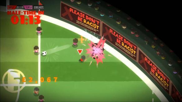 传奇私服1.80合击网站第三人称上帝视角足球比赛游戏《球员登