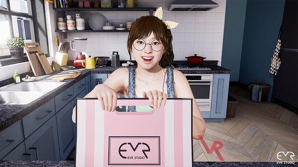 韩国版VR女友?《M计划 白日梦》登录Steam平台