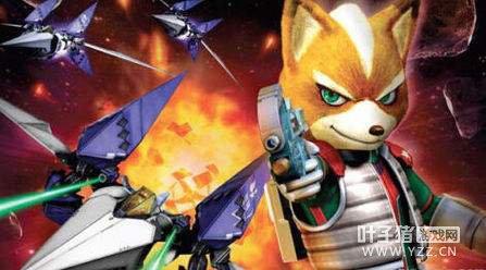 万劫连击版本《星际火狐》照着宫本茂的脸制作出主角