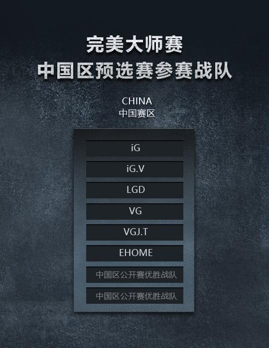 1.76传奇客户端DOTA2完美大师赛 中国战队Newbee LFY受邀