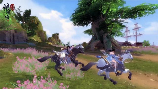 3D次世代 手游《琅琊榜:风起长林》1月25日公测